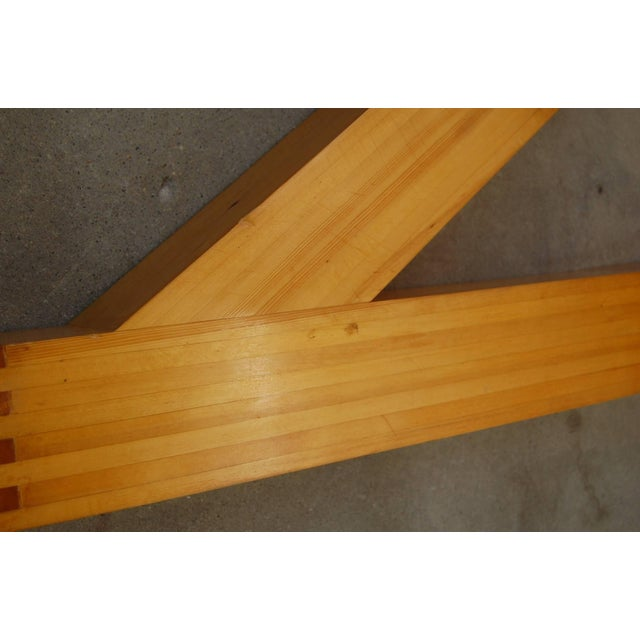 Sculptural Coffee Table by Jennie Lea Knight For Sale - Image 9 of 10
