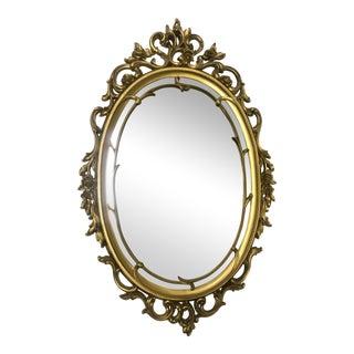 Syroco Ornate Gilt Mirror