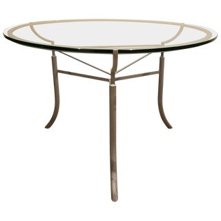 John Saladino Tripod Coffee Table For Sale