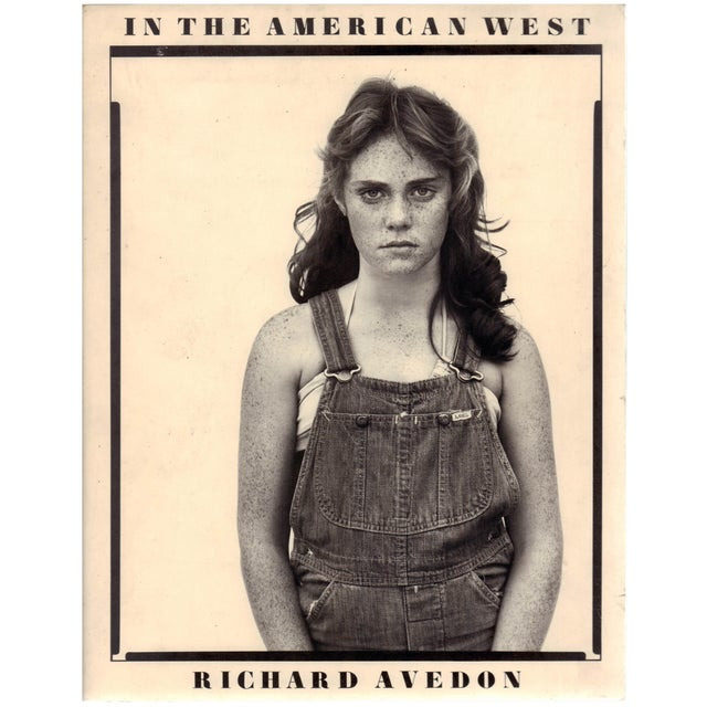 In The American West by Richard Avedon Book - Image 1 of 3
