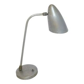Mid Century Table Lamp by Kurt Versen