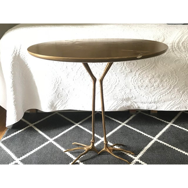 Contemporary Traccia Table by Meret Oppenheim For Sale - Image 3 of 3