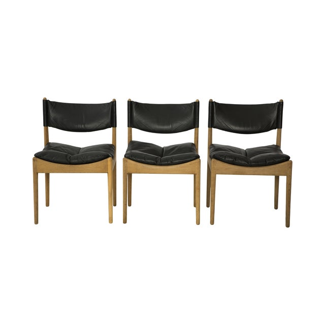 Modus Series Side Chairs by Kristian Vedel - 6 - Image 3 of 10