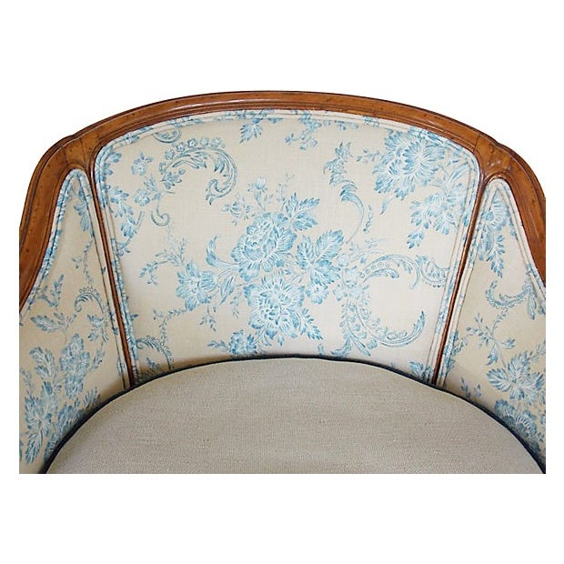 French Chairs - Pair - Image 2 of 7
