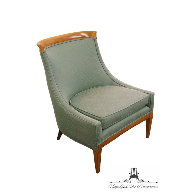 Phenomenal Mid Century Modern Green Upholstered Accent Chair Forskolin Free Trial Chair Design Images Forskolin Free Trialorg