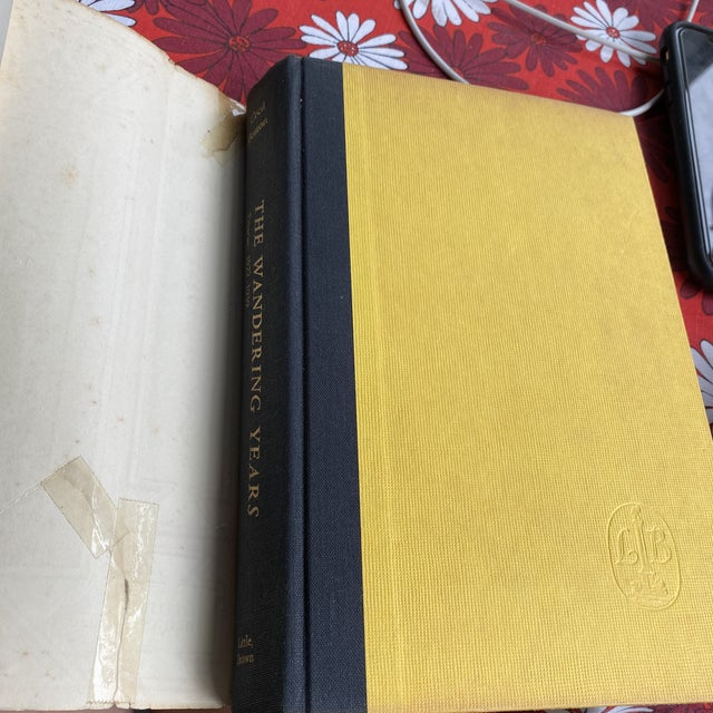 Cecil Beaton's Diaries the Wandering Years First Edition Book For Sale - Image 12 of 13