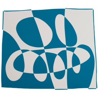 Josef Albers Silk Screen Print For Sale