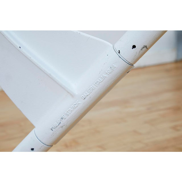 Metal Philippe Starck President M Dining Table Base For Sale - Image 7 of 13