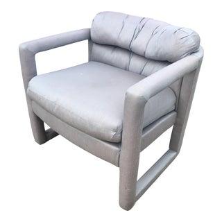 Drexel Barrel Back Parsons Chair