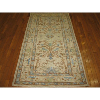 Surena Rugs New Turkish Oushak Rug - 3' x 6'1'' Preview