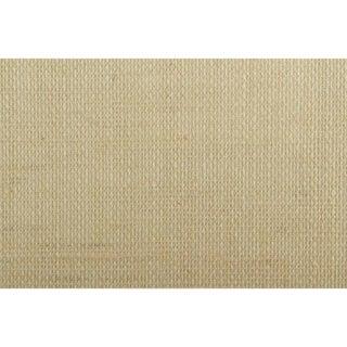 Sample, Maya Romanoff Island Weaves: Long Board - Woven Jute & Paper Wallcovering For Sale