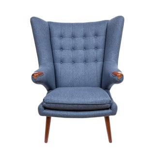 Pavel Wingback Armchair For Sale