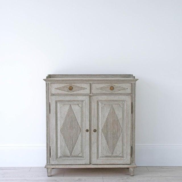 Gustavian (Swedish) Anders Gustavian Sideboard For Sale - Image 3 of 7