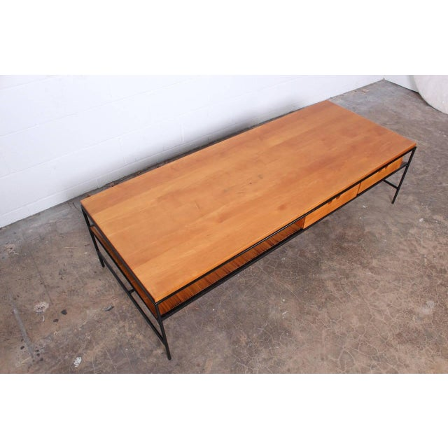Maple Coffee Table by Paul McCobb for Winchendon For Sale - Image 7 of 9
