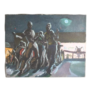 "Buchholz ""Airport Moonlight Dance"" For Sale"