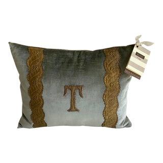 B. Viz Design Textile Pillow For Sale