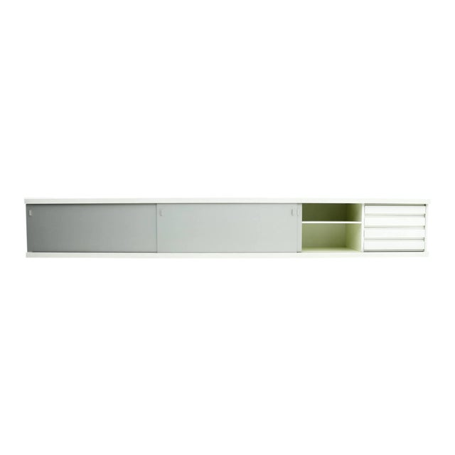 Floating Sideboard by Horst Bruning, Behr, 1960s For Sale