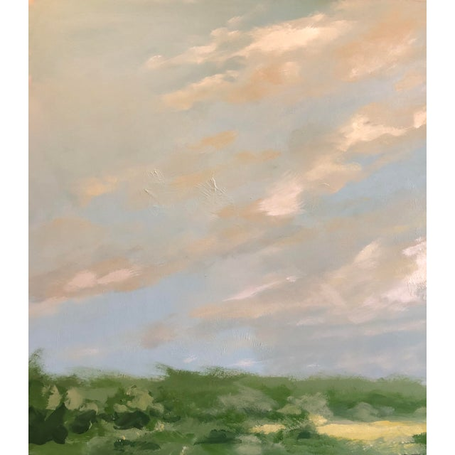 Abstract Landscape by Chelsea Fly For Sale - Image 4 of 6