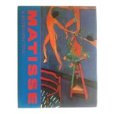 """Image of """" Matisse Retrospective """" Rare 1990 Iconic Oversized Volume Collector's Hardcover Art Book For Sale"""