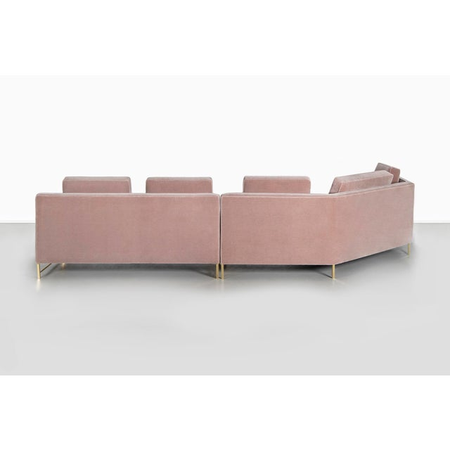 Directional Paul McCobb for Directional Sectional Sofa For Sale - Image 4 of 10