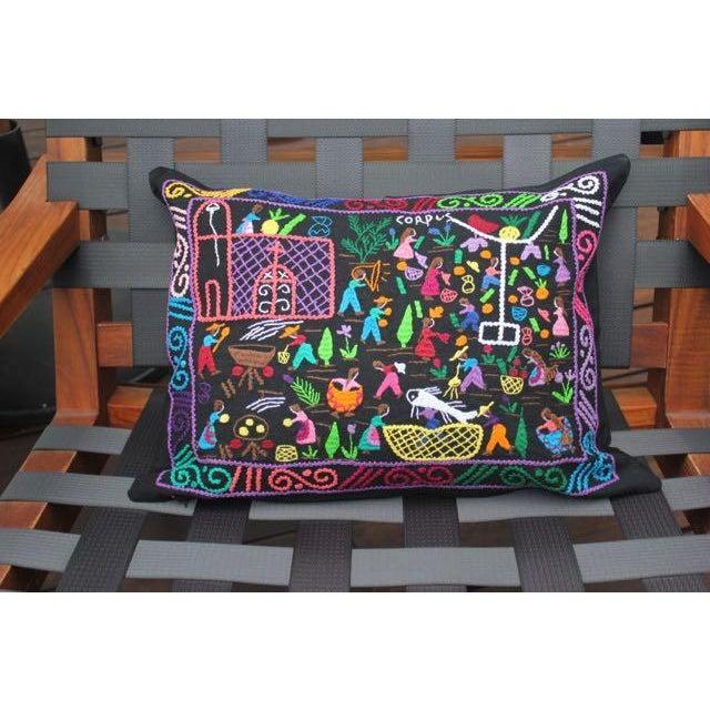Tzin Tzun Tzan Magical Pillow I Chairish