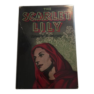 "1944 ""The Scarlet Lily"" by Edward F. Murphy For Sale"