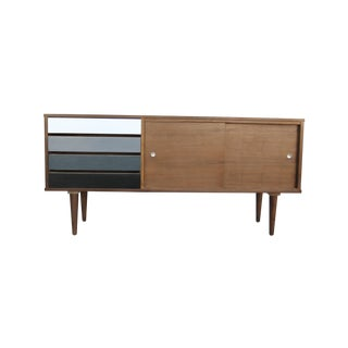 """""""Shades of Gray"""" Credenza For Sale"""