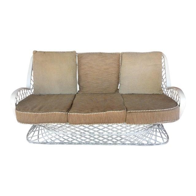 Astounding 1950S Vintage Russell Woodard Spun Fiberglass Sofa Machost Co Dining Chair Design Ideas Machostcouk