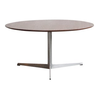 Mid 20th Century Modern Arne Jacobsen Coffee Table For Sale
