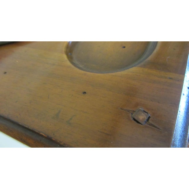 De Bournay Rafraichissoir Table With Marble Top - Image 9 of 10