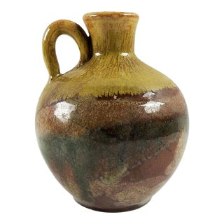 Hand Thrown Syrup Jug