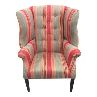 Vintage Resource Decor Chair For Sale