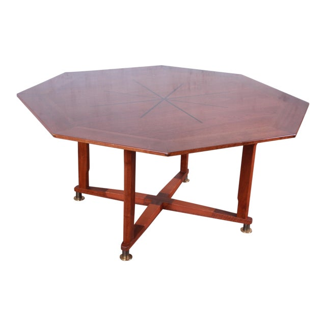 Edward Wormley for Dunbar Janus Collection Game Table For Sale