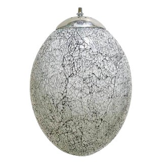 Crackled Pendants by Fabio Ltd (8 Available) For Sale