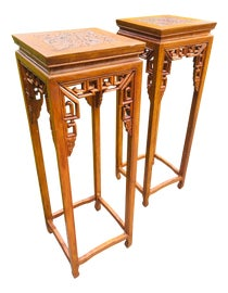Image of Chinese Pedestals and Columns