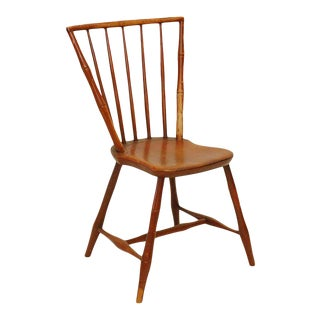 19th Century American Windsor Chair For Sale