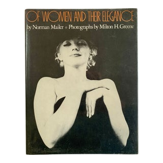 1980s Of Women and Their Elegance, by Norman Mailer, 1st Edition Book For Sale
