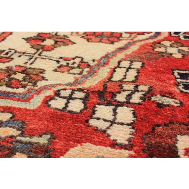 "Vintage Persian Rug - 3'1"" x 10'2"" - Image 2 of 2"