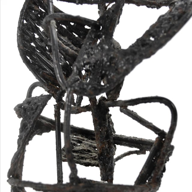 Abstract Figure Sculpture For Sale In Chicago - Image 6 of 7
