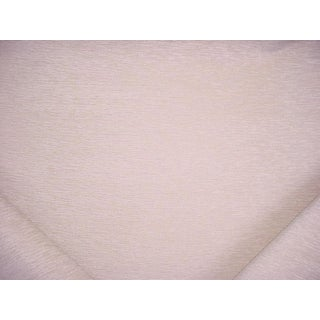 Traditional Perennials Parchment Outdoor Acrylic Upholstery Fabric - 2-3/4y For Sale