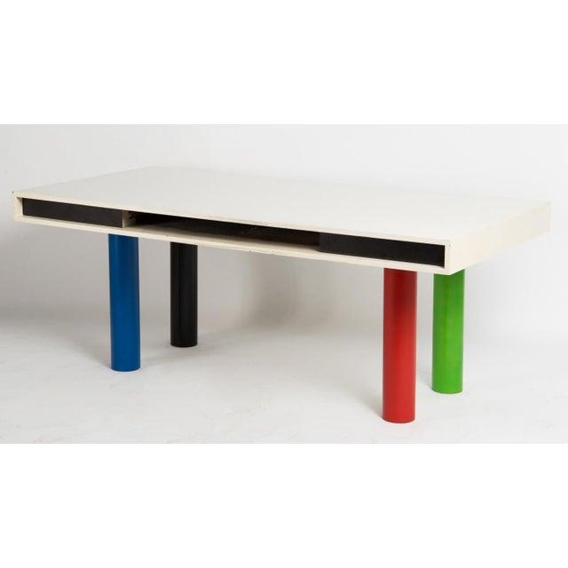 1950s Pop Art/Modern Desk For Sale - Image 12 of 12