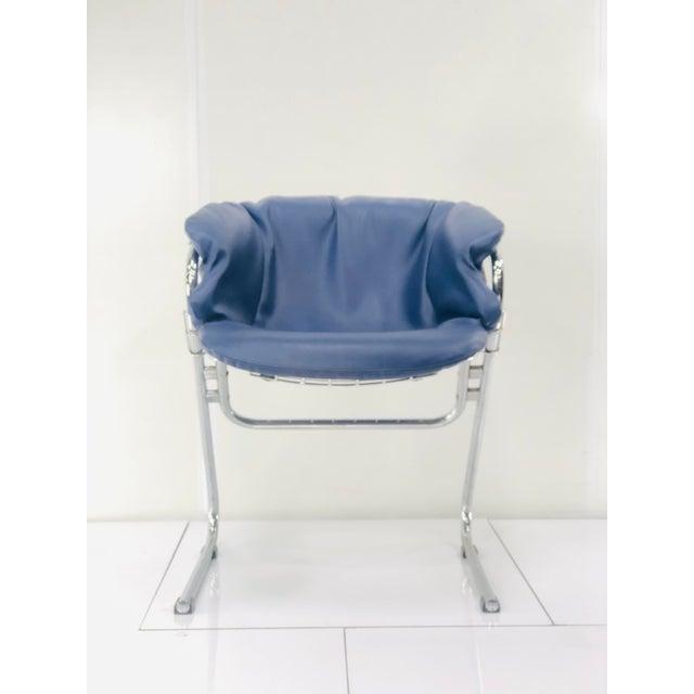 Italian 1960s Vintage Italian Gastone Rinaldi Chairs - Set of 4 For Sale - Image 3 of 13