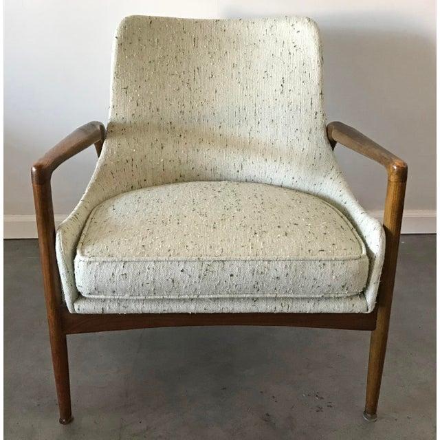 Ib Kofod Larsen Lounge chair For Sale - Image 5 of 6
