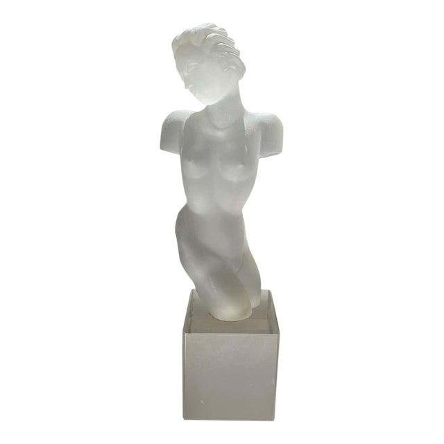 Female Nude Torso by Eleon Von Rammel 1930s-1940s For Sale