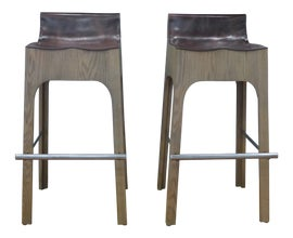 Image of Industrial Bar Stools