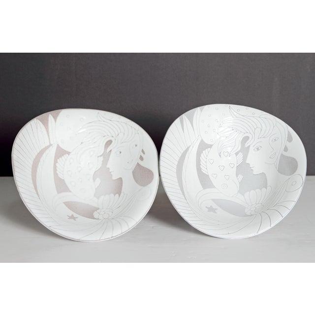Midcentury Bowl by Upsala-Ekeby - Image 3 of 11