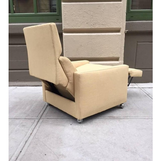 1960s Pair of Reclining Lounge Chairs by Milo Baughman For Sale - Image 5 of 7