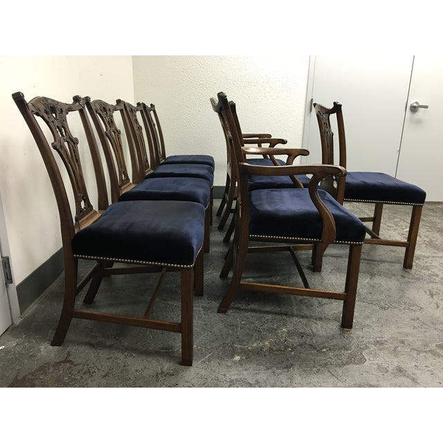 Chippendale Style Chairs - Set of 8 - Image 5 of 11