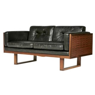 Poul Cadovius for France & Søn Two Seat Sofa