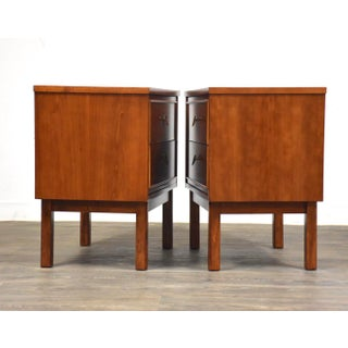 Cherry & Brass Dixie Nightstands- a Pair Preview